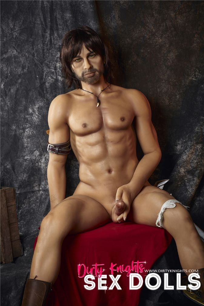 Male real dolls nude