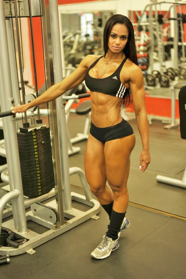 Thick fit women