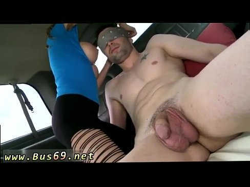 Naked guy with blonde
