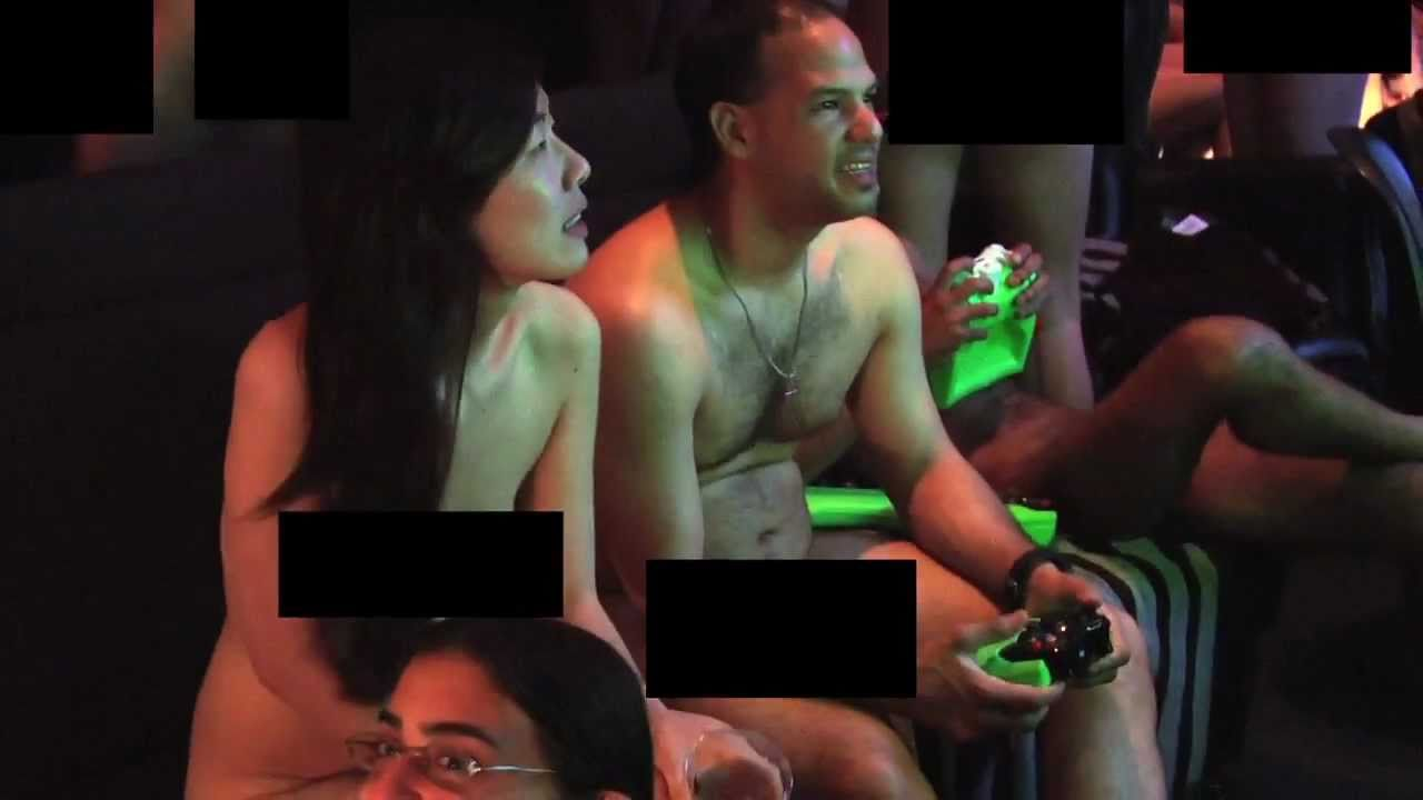 Naked video game pics