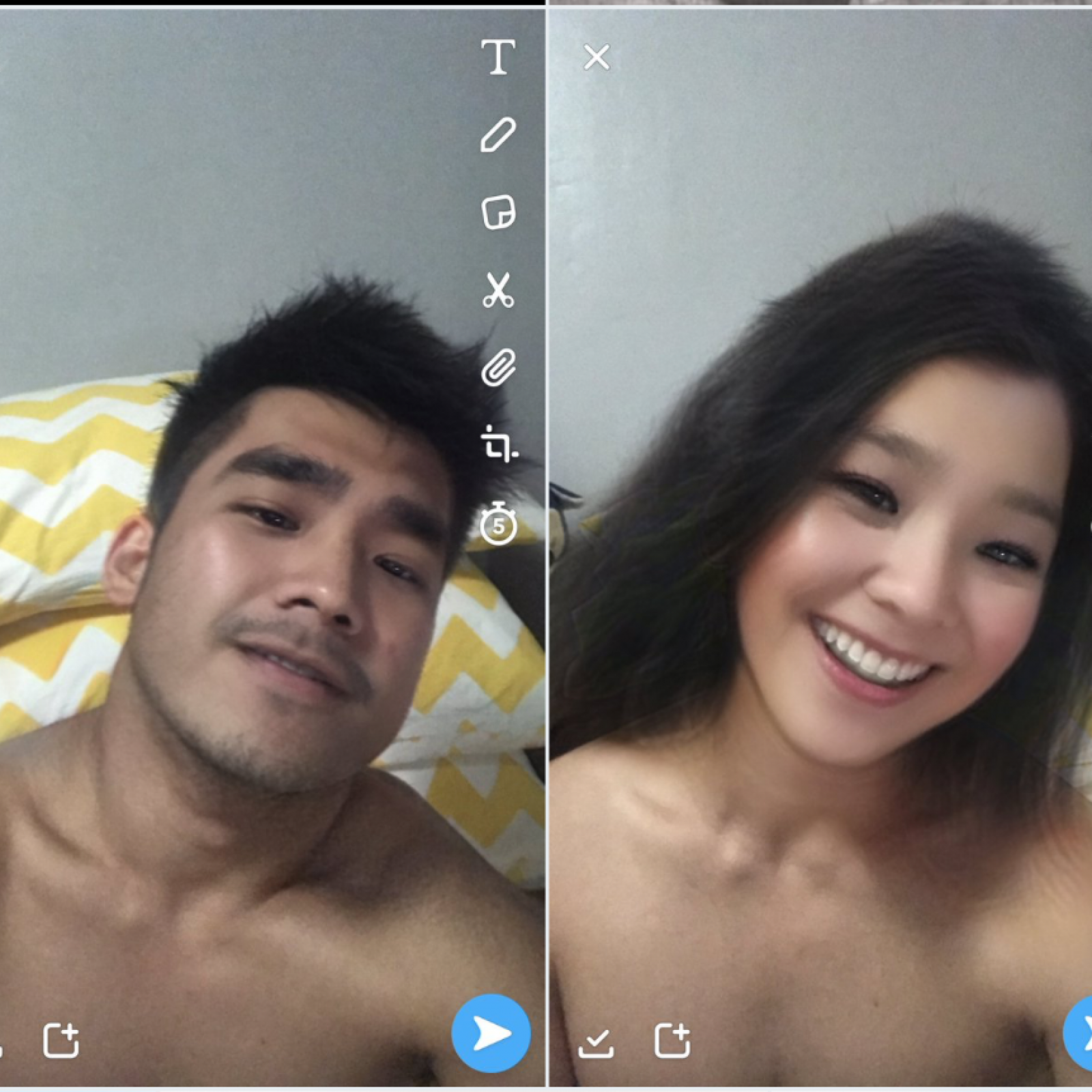 Snapchat girl filter how to get
