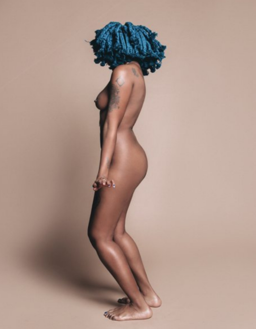 South african celebrities nude pics