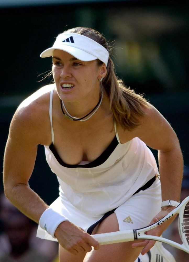 Tennis player nude video