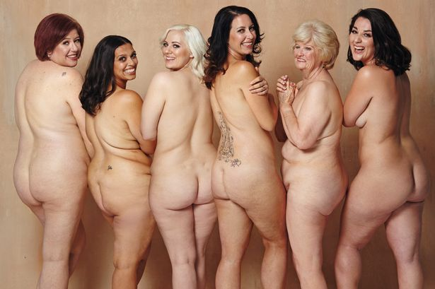 Woman best naked show