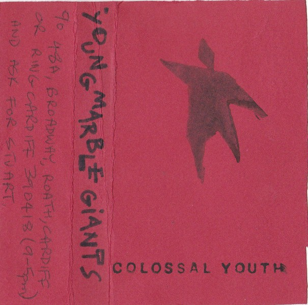 Young marble giants colossal youth rar